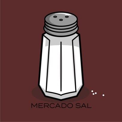 Mercado Sal Logo